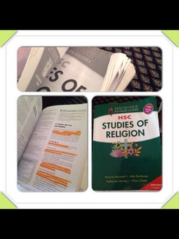 Macquarie revision guides HSC studies of religion