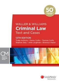 Criminal Law Waller & Williams