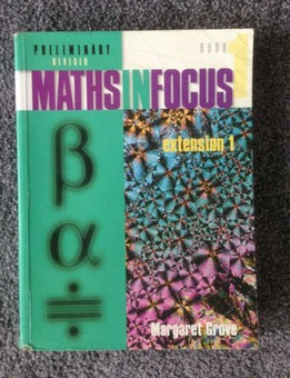 Maths in Focus: Extension 1