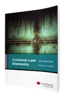Criminal Law Elements